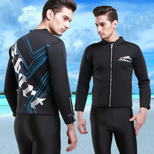 Alibaba gold supplier best quality upper wetsuit neoprene water clothing from china