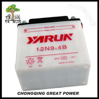 Competitive price lead acid dry tricycle battery