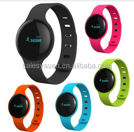 H8 bluetooth smart bracelet dometer sleep monitor calories manage sportsband daily waterproof wristband with call remind