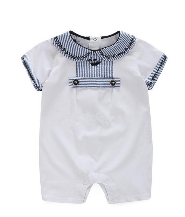 Spring and autumn Newborn baby suit boutique clothing wholesale