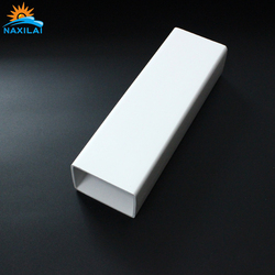 Square PVC Pipe Schedule 80 PVC Upvc Pipes Price List PVC Plastic Pipe For Planting