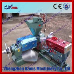 Soybean Oil Usage and Cold & Hot Pressing Machine Type tiger nut oil pressing machine