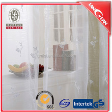 High quality wholesale cheap OEM organza curtain fabric