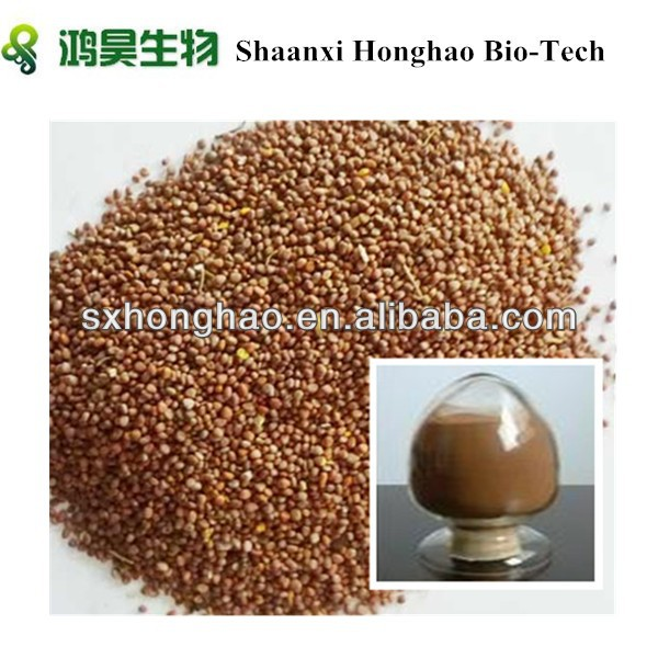 100% natural black radish root extract