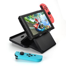 Multi-angle Plastic Holder Handheld Game Console Display Stand for Nintendo Switch