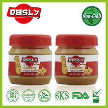 Desly brand peanut butter small sizes