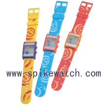 Hot selling Children gift watches japan movement china case