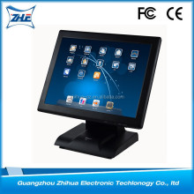 Best quality pos machine 15 inch touch lcd monitor