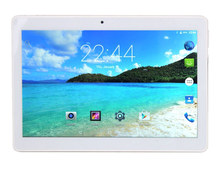 MTK6753 10.1 Inch 1920*1200 Screen 2GB + 32GB Tablet PC Android 6.0 4G Tablet Dual SIM WIFI