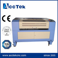 co2 laser cutting machine for double color board