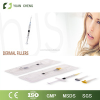 2016 facial implants/ dermal filler for cheek volume /nose shaping derm deep 2ml