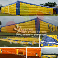 Sealed Air Large Inflatable Building Structure tents