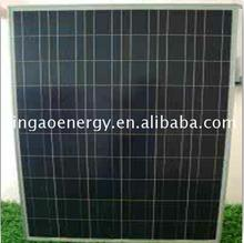 High quality machine gr poly crystalline solar panel 200w
