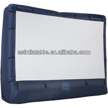 Popular europe standard movie screen inflatable