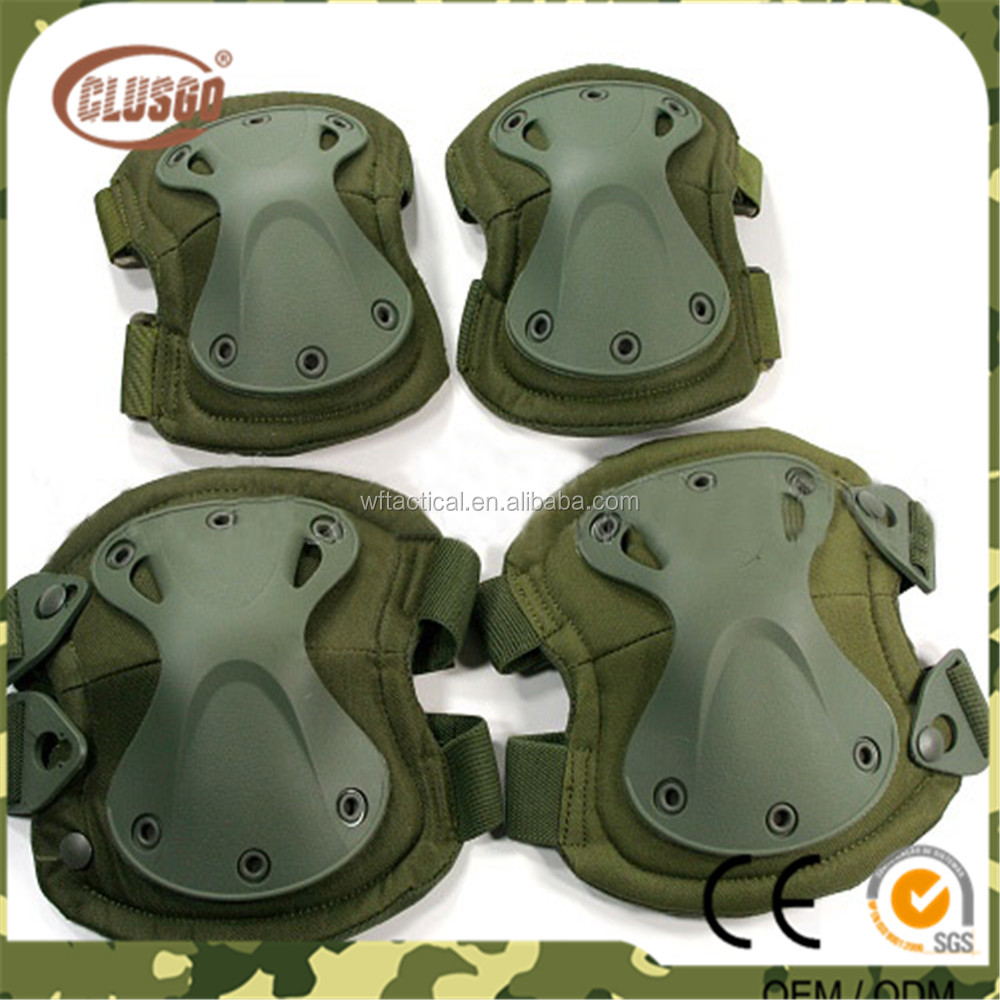 2016 New military training protective knee pads,special forces knee pads tactical elbow pads