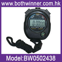 cheap watches stopwatch plastic digital watch BW015