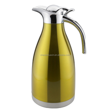 Buy CUNEW Stainless Steel Double Wall Vacuum Jug Flask / Insulated Pot / Coffee Pot / Thermal Vacuum Carafe 12-Cup 1.5-Liter