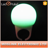 Wholesale christmas toys mini led ball shape led finger ring,led ring,led light flashing ring for party