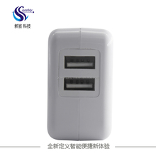 Wall Charger Power Adapter 5V 2A Dual Port USB Travel Charger For iPhone series