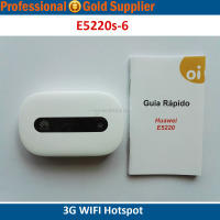 Wholesale original E5251s-2 E5220s-6 wifi pocket 3G mini wifi router