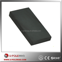 Top Quality Customized Strong Ceramic Block Magnet/Ferrite Bar Magnet For Sale