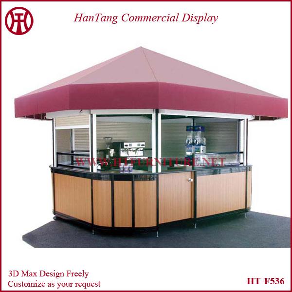 Outdoor retail kiosk design images for Exterior kiosk design