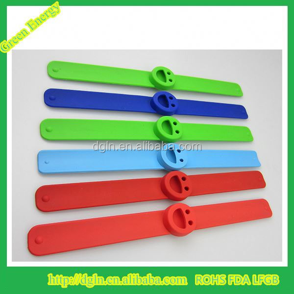 Suitable Kids Environmental Mosquito Repellent Silicone Bracelets