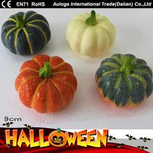 Plastic glass halloween pumpkin with CE certificate
