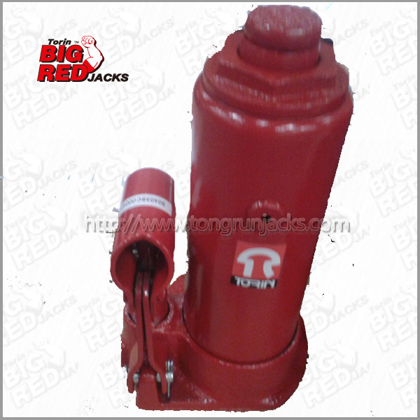 Torin 4ton Ansi/Asme Standard Head treated Extension Hydraulic Bottle Jack