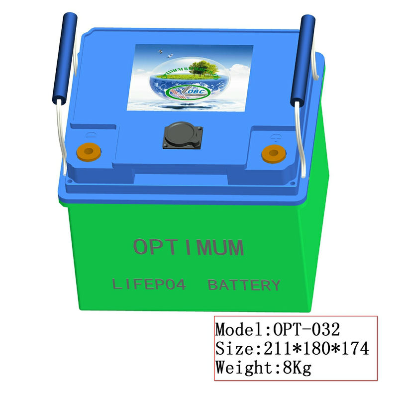 Optimum 12V Lithium caravan battery pack from 2000 workers company