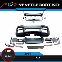 High Quality ST Style Body Kit The Best Front Bumper for Range Rover Vogue 14