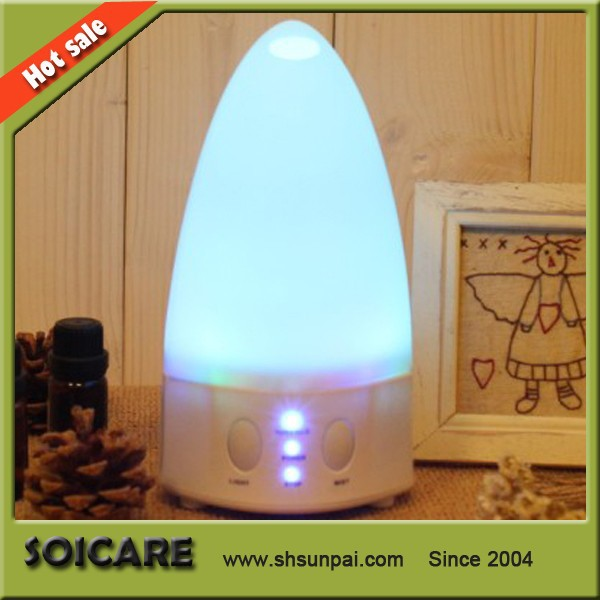 150ml essential oils buy online, ABS+PP essential oil buy, Colorful led light essential oils uses