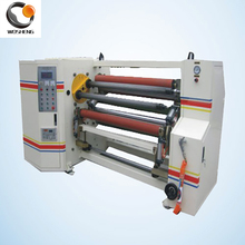 Double-shaft Adehesive Tape Automatic Rewinding Machine