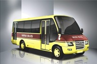 China mini bus Hengtong brand (CKZ6650D)