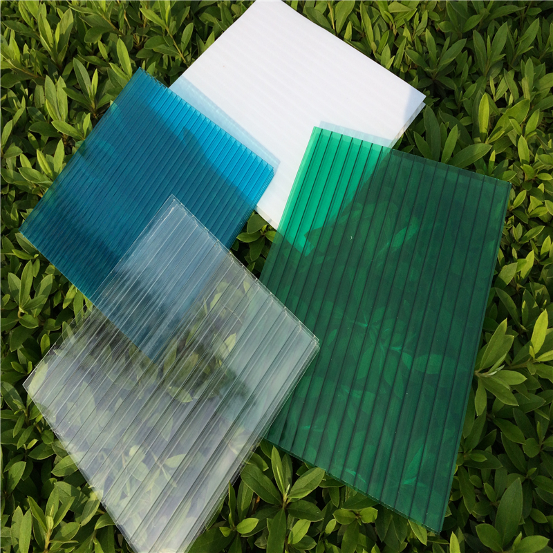 Hot design polycarbonate hollow sheet for green house
