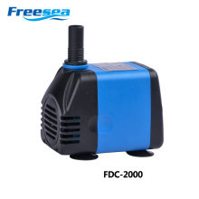 Freesea FDC-2000 12v dc solar aquarium pump
