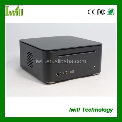 Mini computer chassis M8 thin client computer parts