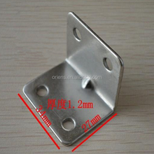 Desirable Right Angle Stainless Steel Metal Corner Brackets