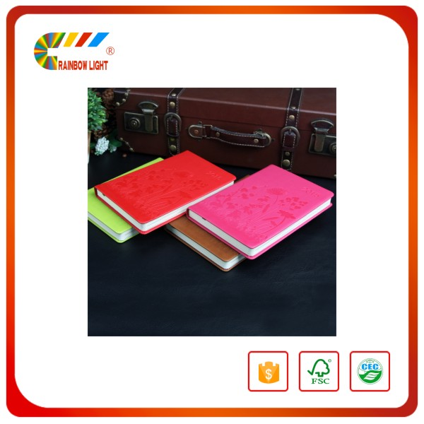 Alibaba trade assurance low cost good quality small quantity glue binding small notebook