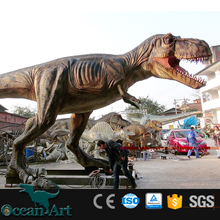 BY-OA-030801 High Quality Realistic Dinosaur playground