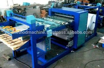 Exercise Notebook Machine - Ruling & Sheeting Machine
