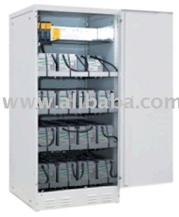 DC Power Supply Battery Cupboard For Industry