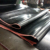 Smooth Surface Thin Cloth Insertion EPDM Rubber Sheet