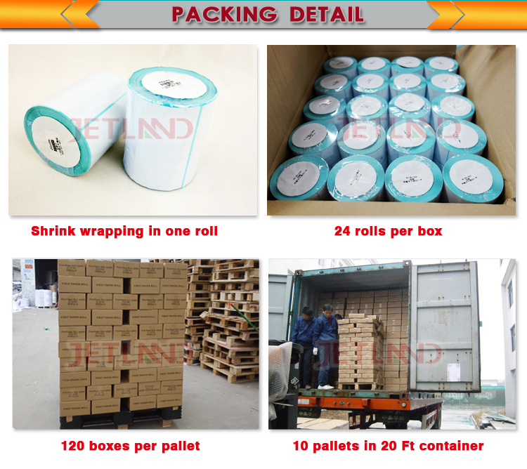 4X6 thermal label roll printing invoice shipping label