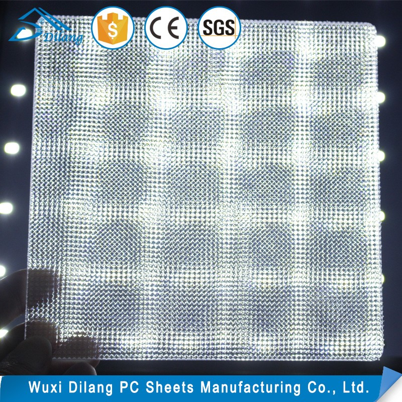 Newest design non-slip perforated plastic sheet