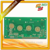 dcc train decoder pcb prototype prototype pcb assembly