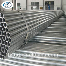 Galvanized steel pipe fence / Cheap wrought iron fence panels for sale / Fence panels square tube