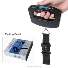 50kg Electronic Digital Hanging Luggage Weight Scale Machine