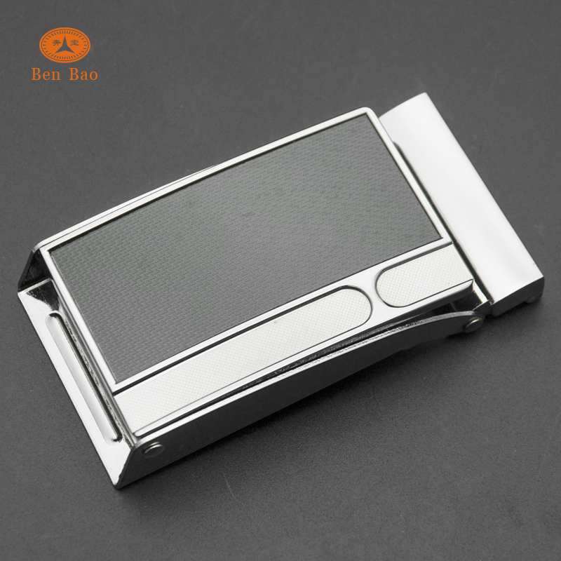 Benbao wholesale fancy flip top belt buckle hardware for dress buckle