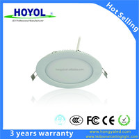 IP42 IP Rating and Aluminum+Plastic Lamp Body Material 18W LED Round Panel Lamp Accessory round led panel light